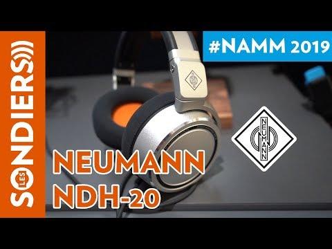 [NAMM 2019] NEUMANN NDH 20
