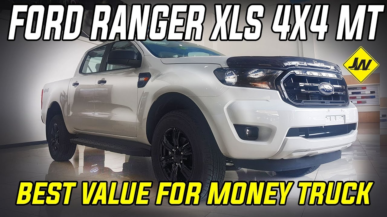 Ford Ranger Xls Sport 4x4 Mt Review Best 4x4 Pick Up Truck For The Money Philippines Youtube