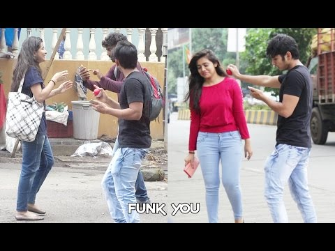 Pokemon Go Prank – Catching Girls with Pokeball | Funk You (Pranks In India)