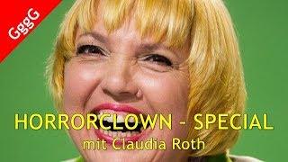Die GRÜNEN - Best Of - Horrorclown-Special mit Claudia Roth