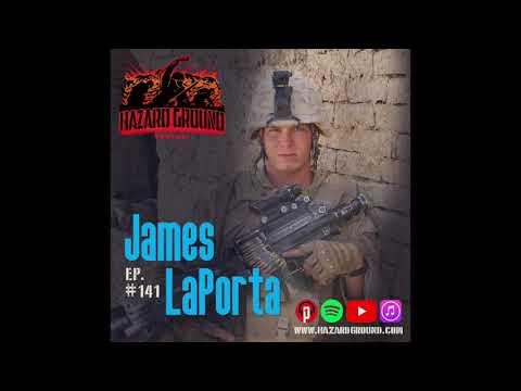 Ep. 141 – James LaPorta (Marine/Newsweek)