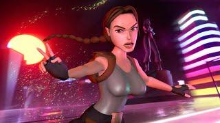 📺 NEON NIGHT-RAIDER (Lara Croft Sings - Animated Parody)