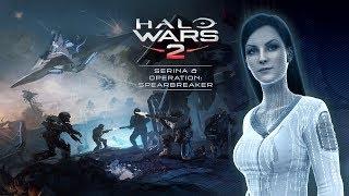 Halo Wars 2 Serina & Operation: Spearbreaker Launch Trailer