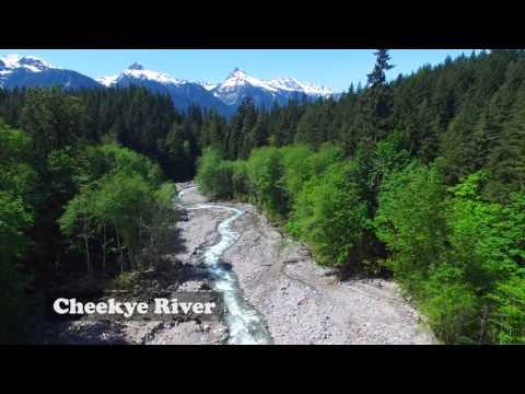 Four Lakes Trail (Filmed with DJI Phantom 3 Professional)