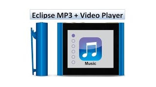 Review  and unboxing of the Eclipse MP3 + Video Player