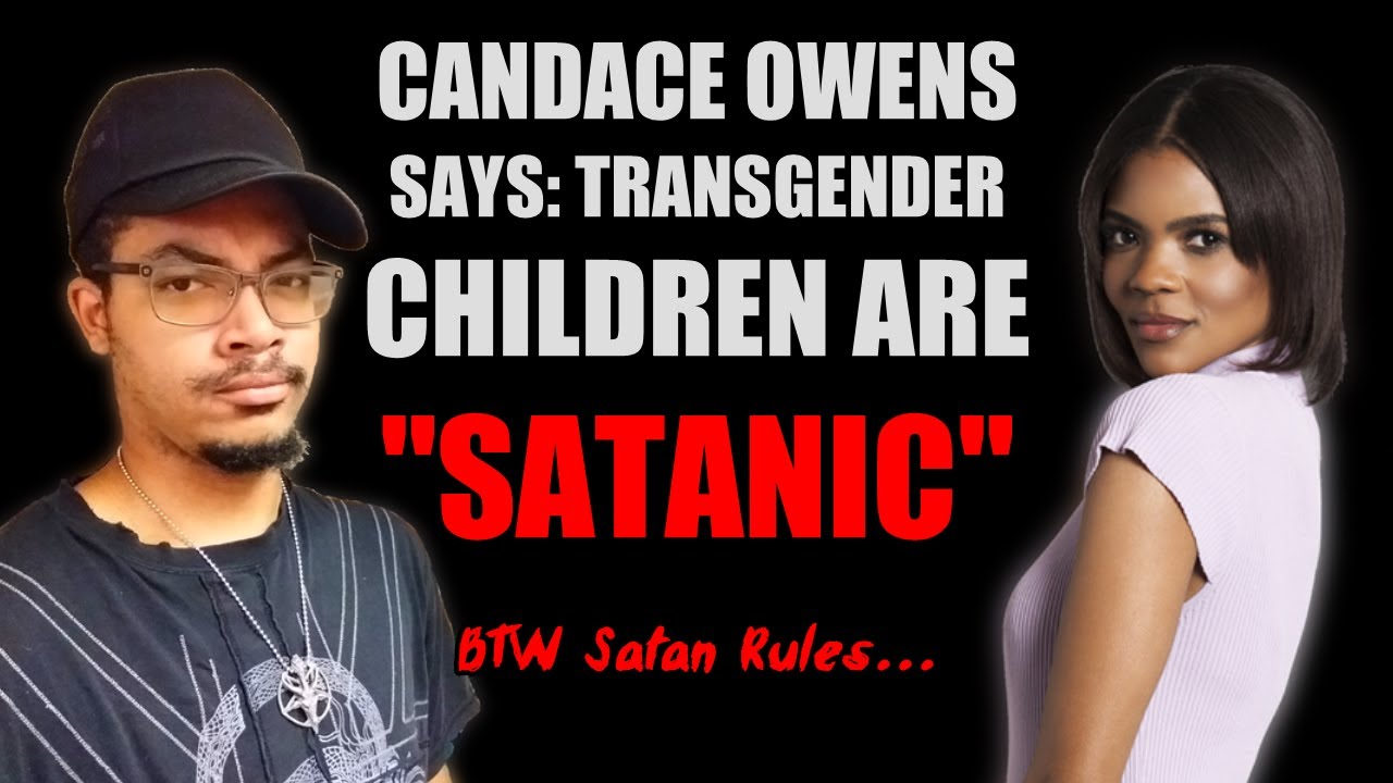 A Satanist Responds To Candace Owens' Transphobia
