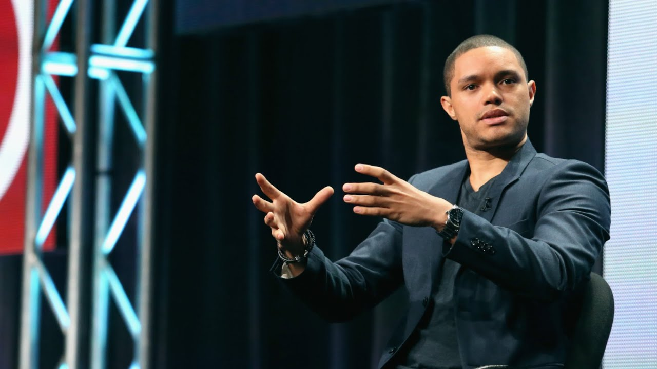 The Daily Show with Trevor Noah Premiere — Kevin Hart ...  The Daily Show ...