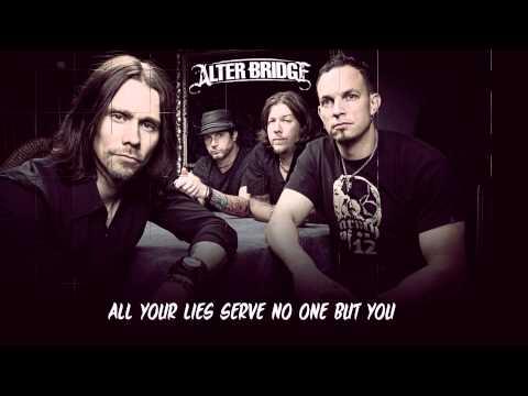 Alter Bridge - Bleed It Dry (With Lyrics)