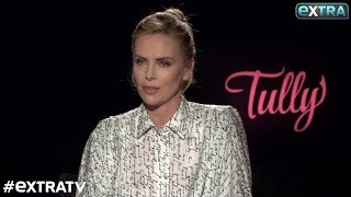 Charlize Theron on Her Fluctuating Weight: