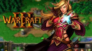 Блад эльфы могут тащить? Survival Chaos | Warcraft 3