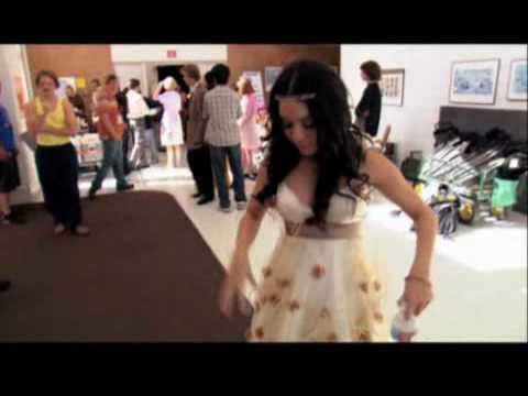 HSM 3 DVD Bonus - Prom Dress (HQ) - YouTube