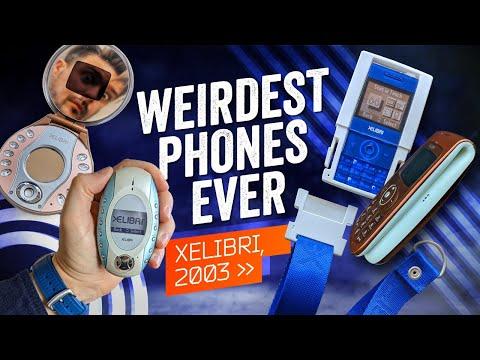 When Phones Were Fun: The Xelibri Experiment (2003)