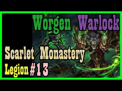 BAR FIGHT! WEP #13 [Legion World of Warcraft Let's Play]