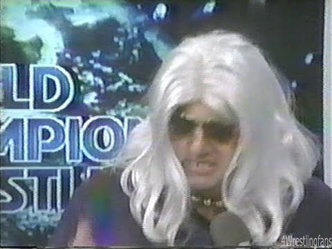 NWA World Championship Wrestling 10/11/86