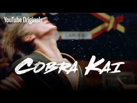Never Before Seen Karate Kid Footage