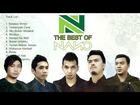 Kompilasi Lagu Pop - The Best of Nano Band