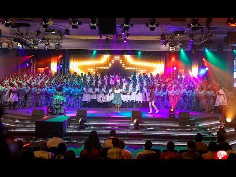 Download Daystar Christmas Carol Medley 2020- Gbogbo Wa Lo Ni (Healing Streams).       #christmascarol