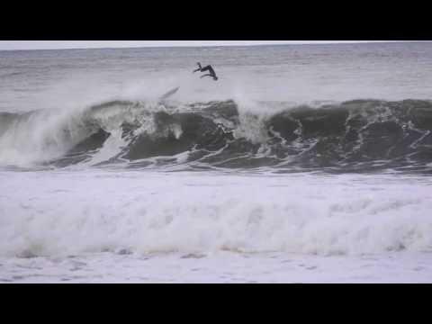 Surfing in Gipuzkoa 19/11/16 -  DJI Phantom 3 standard drone