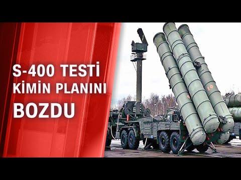 Cumhurbaşkanı Erdoğan : Yapılan testi ABD'ye soracak değiliz - CNN TÜRK Masası 24.10.2020