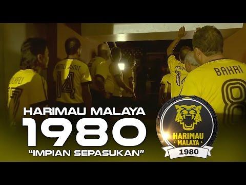 Football - Harimau Malaya 1980 : A Malaysian team's dream