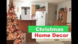 2018 Christmas Home Decor Tour