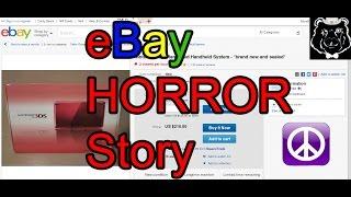 TRUE eBay Horror Story - 3DS Sale Gone Craigslist!