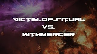 VICTIM_OF_RITUAL (NINA) VS. KITHMERCER (PAUL) @FINAL ROUND 2018