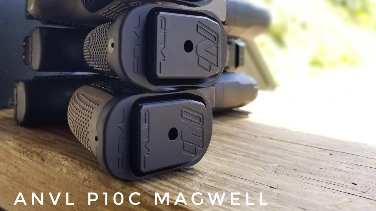 ANVL CZ-USA P-10C MAGWELL & Install