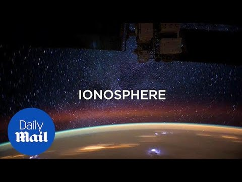 NASA's GOLD mission studies the edge of Earth's atmosphere - Daily Mail