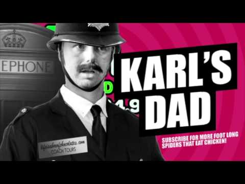 The Ricky Gervais Show - Karl's Dad