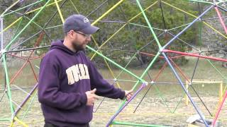 How Do I Build A Geodesic Dome? Assembly - Part 2 Of 2