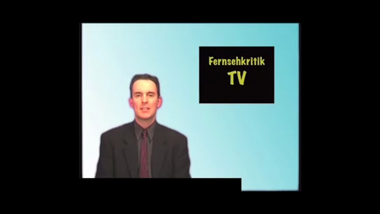 Fernsehkritik Tv