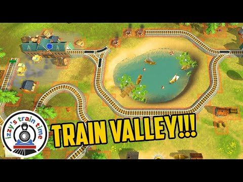 TRAIN VALLEY!! (My wife plays! Super funny!)  