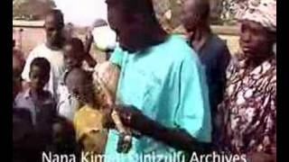 The African Roots of the Blues.  Part 1