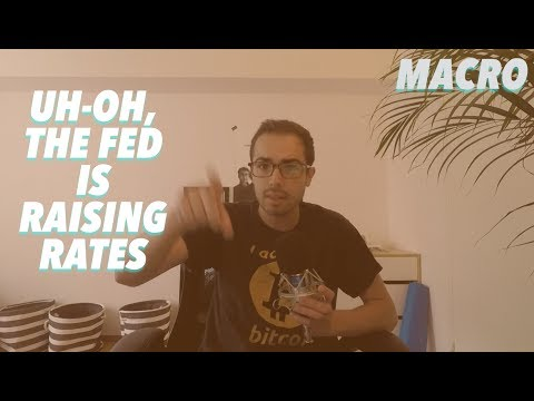 Uh-Oh, The Fed Is Raising Interest Rates
