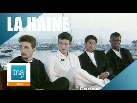 """La haine"" à Cannes - Archive INA"