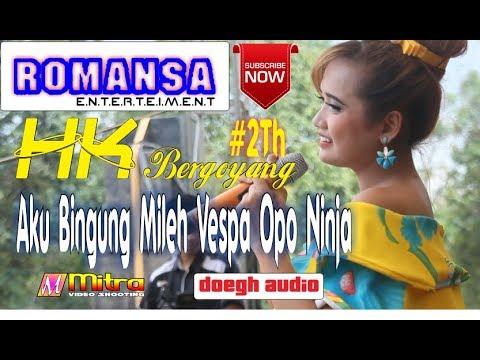 Vespa Opo Ninja By Edot Arisna// Romansa Anniversary HK Bergoyang,Bego Kalinyamatan Jepara