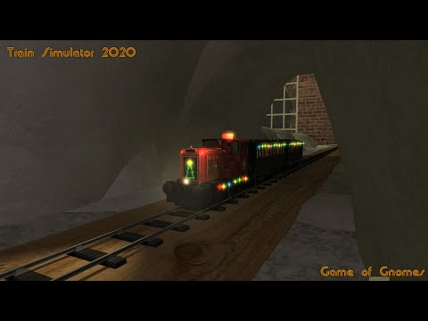 Train Simulator 2020 - Game of Gnomes |