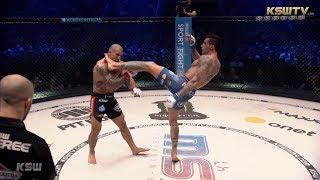 KSW 47: Aleksandar Ilić knocks out Damian Janikowski