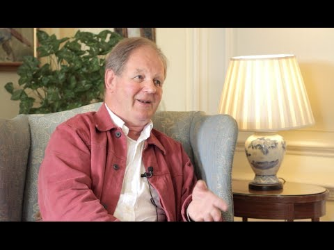 Michael Morpurgo on War Horse, working with Steven Spielberg, early life, and Harry Potter