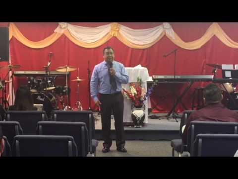 El Fuego De Dios - Pastor Byron Garcia