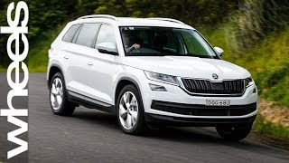 2018 Car of the Year Finalist: Skoda Kodiaq | Wheels Australia