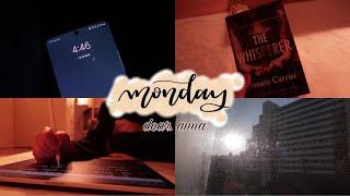 프리랜서 브이로그 | 나의 새벽 (새벽 기상, 책 읽기…