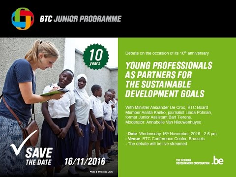 10 YEARS JUNIOR PROGRAMME