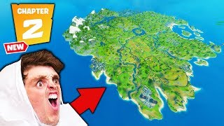 Fortnite CHAPTER 2 is AWESOME thumbnail