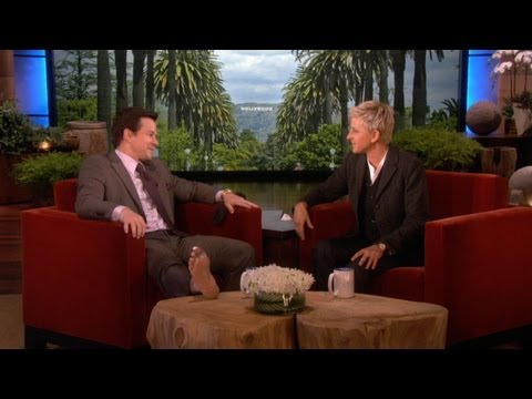 Mark Wahlberg's Toe Trouble