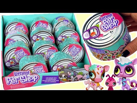 Littlest Pet Shop • Głodne zwierzaki • E5216