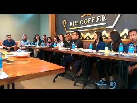 Ngopi Bareng Cak Imin di El's Coffee Bandara Raden Inten II Lampung