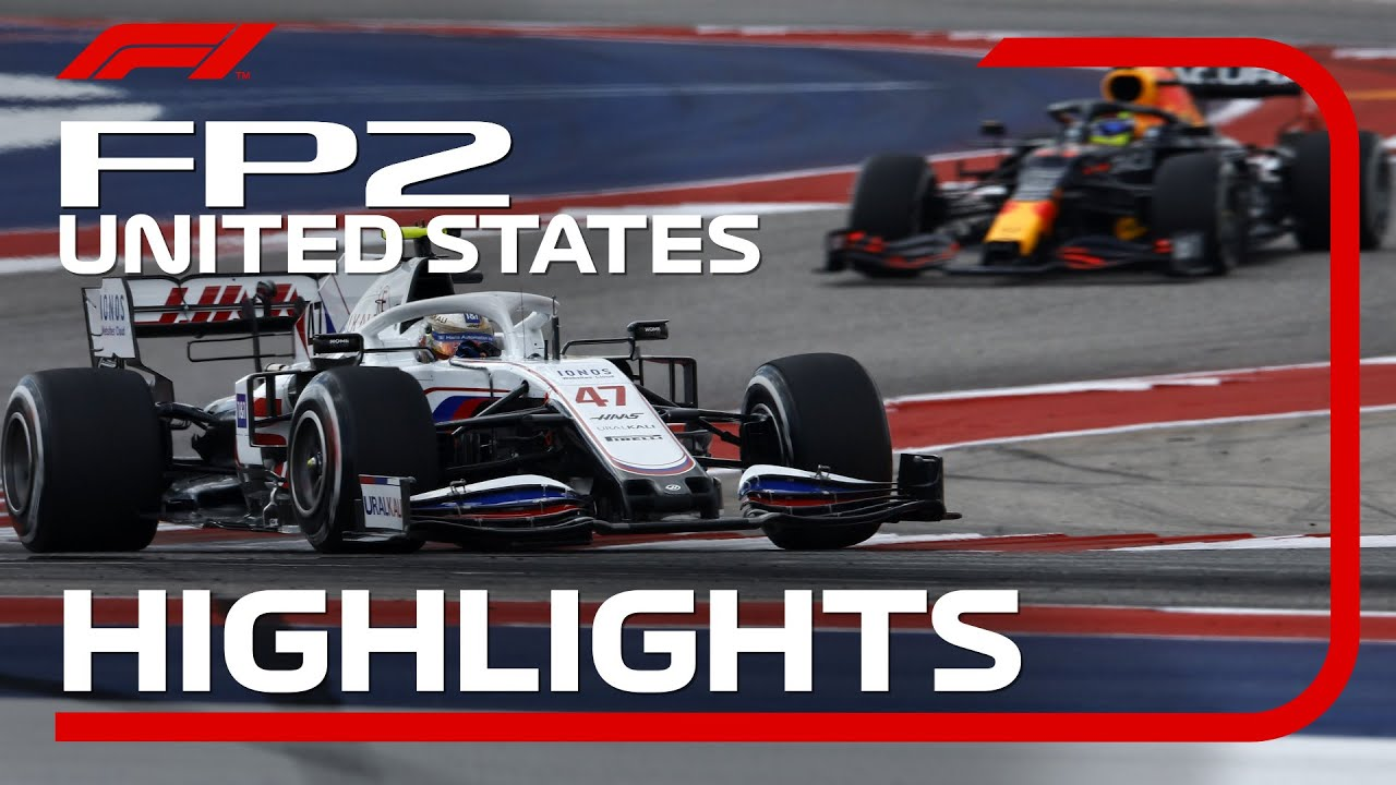 Download FP2 Highlights | 2021 United States Grand Prix