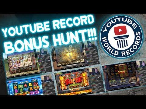 RECORD Bonus Hunt!!! 62 Bonuses!!!!